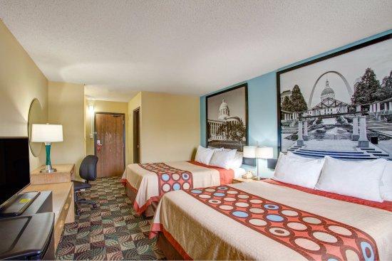 เวนซ์วิลล์, มิสซูรี่: Standard Double Queen Room