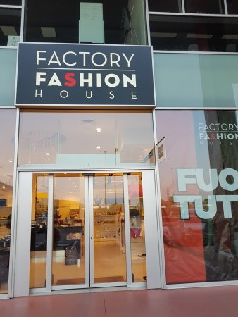 Fashion City Outlet (San Giuliano Milanese) - 2018 All You Need to ...