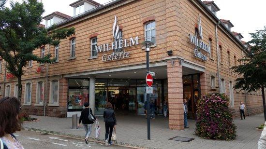 Ludwigsburg, Germany: Entrance