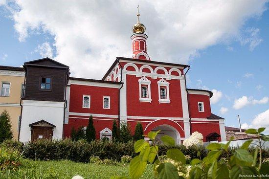 Belev, Russland: территория монастыря