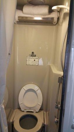 Shower/toilet - Picture of Amtrak, Boston - Tripadvisor