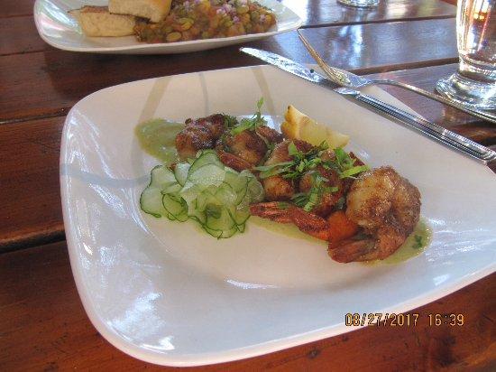 Nelson, Canada: Shrimp fry