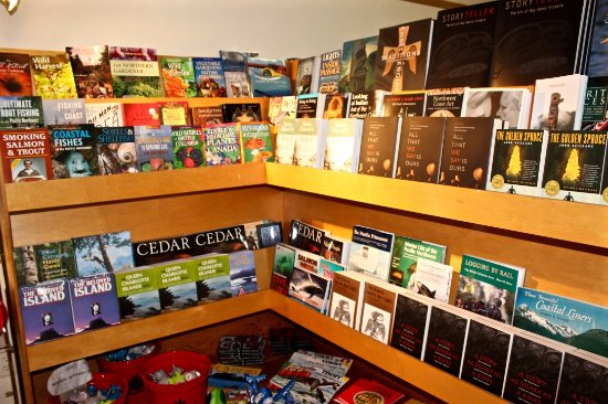 Sandspit, Canada : Wide selection of books at SVC