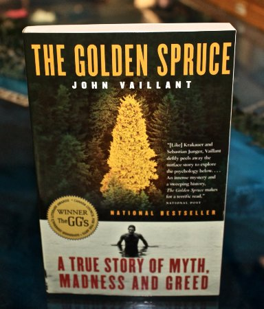 Sandspit, Canada : The Golden Spruce available at SVC