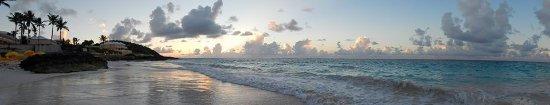 Coco Reef Resort Bermuda: Sunrise
