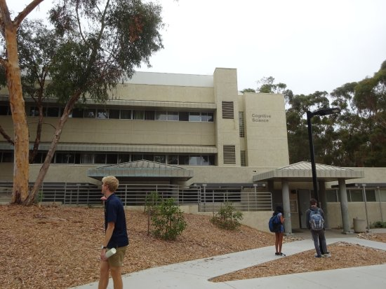 University of California San Diego: University Building