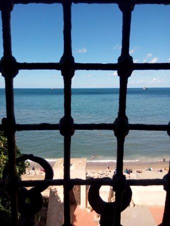 Algiers, Cezayir: Vue sur la mer