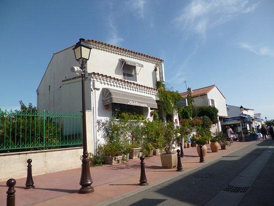 Hôtel Méditerranée Bild