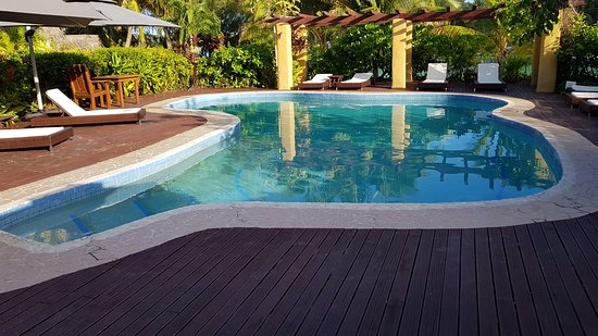 Aitutaki Lagoon Resort & Spa: 20170823_082828_large.jpg