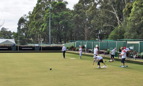 Sanctuary Point, Australia: Bowling Greens