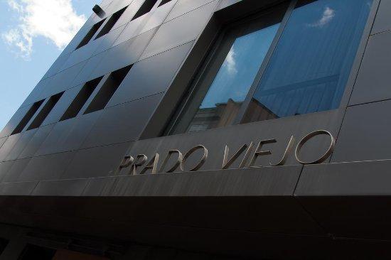 Hotel Prado Viejo:  UN PLATO DEL RESTAURANTE