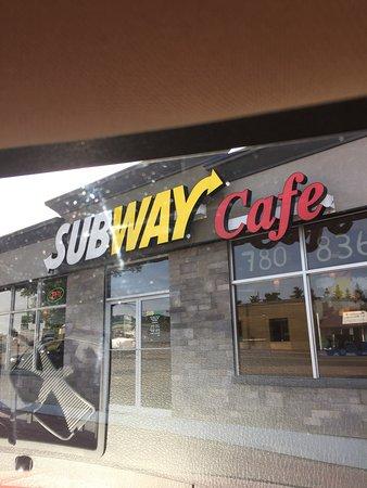 Manning, Canada: Subway