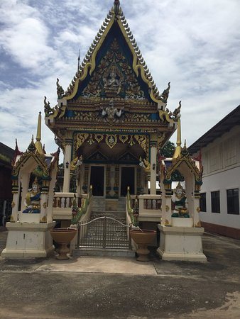 Wat Sampathuan Nok: The main temple