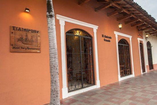 Bilde fra Hotel El Almirante