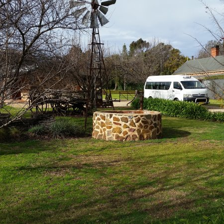 Barossa Valley, Australia: Barossa and Light Cab Service