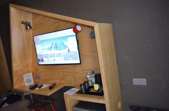 Le Refuge des Aiglons Chamonix: interesting modern decor