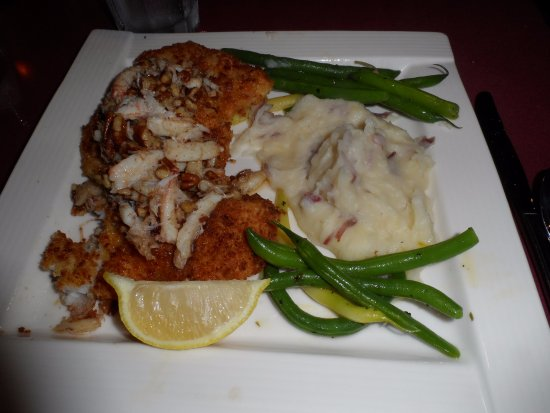 Choices Restaurant & Rotisserie: monkfish