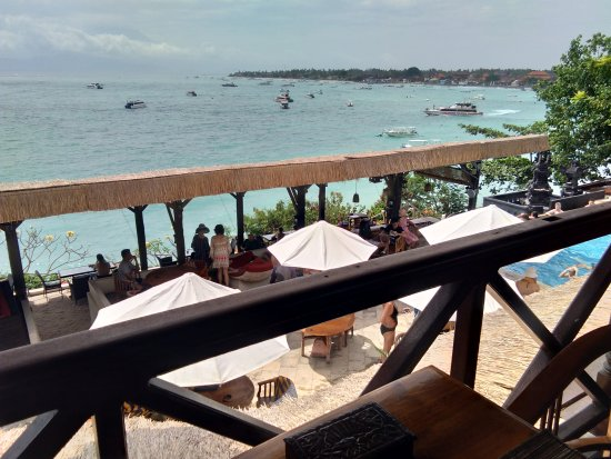 Coconuts Beach Resort: Point of view