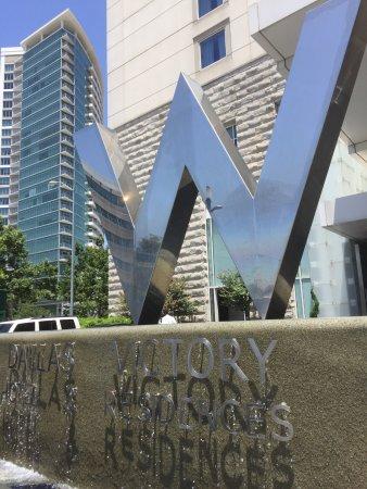 W Dallas Victory Hotel Photo