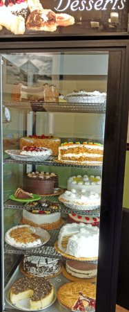 Granite City, IL: super desserts!