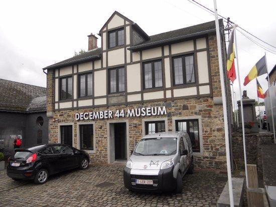 The La Gleize DECEMBER 44 MUSEUM