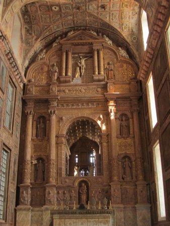 Se Cathedral: interior..
