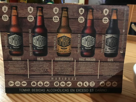 Image result for mapacho craft beer