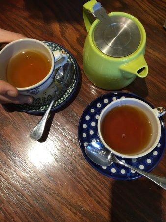 Wayne, Πενσυλβάνια: Organic Nigiri tea for the afternoon