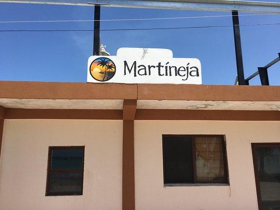Sarteneja, Belize: Martineja