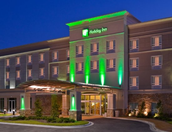 Holiday Inn Temple- Belton: Hotel Exterior
