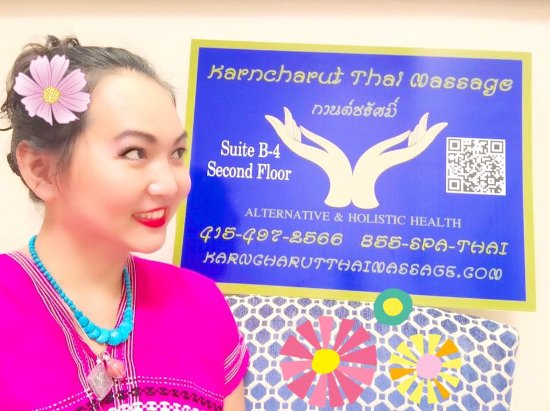 Karncharut Thai Massage: KARN - CHA - RUT Thai Massage. Alternative & Holistic Health #1 Petaluma #Organic Products.