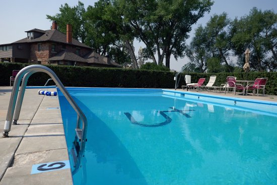 Clearmont, WY: The pool