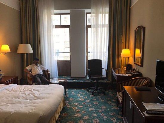 Moscow Marriott Tverskaya Hotel Foto