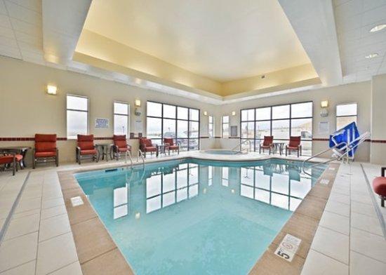 Shelby, MT: Indoor Pool