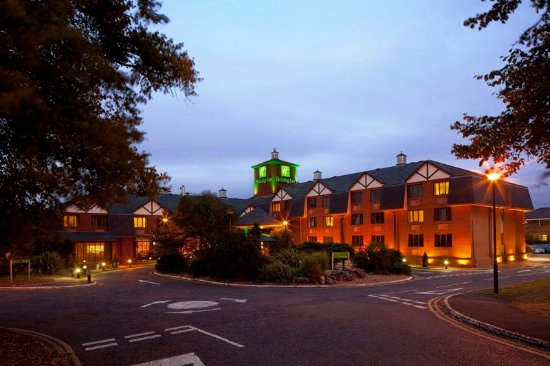 You have arrived at the Holiday Inn Northampton welcome home.