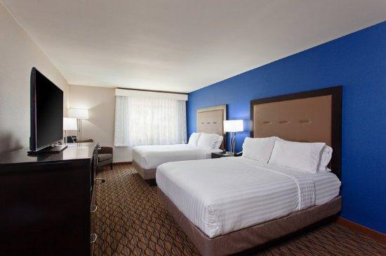 Colton, Kalifornia: 2 Queen Guest Room