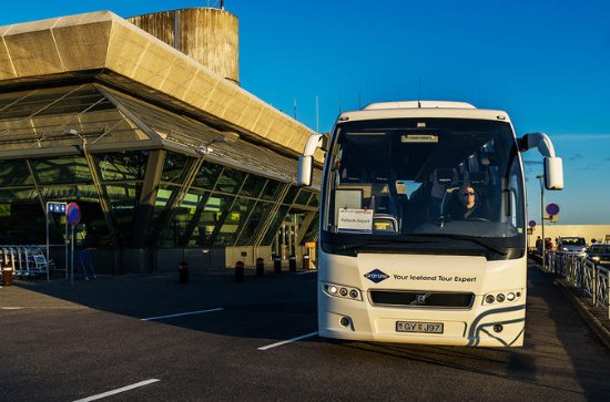 Airport Express Shared Departure Transfer from Reykjavik Hotels to...