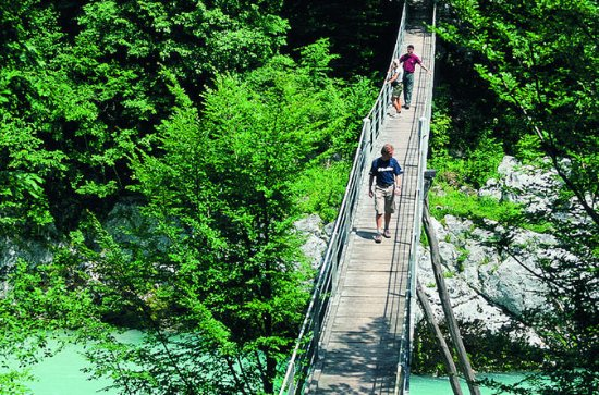 Day Trip in Triglav National Park...