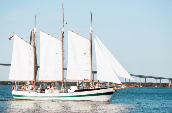Schooner Sailing Cruise on Charleston...