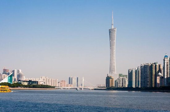 Guangzhou Private Tour: Canton Tower and Qianping Market