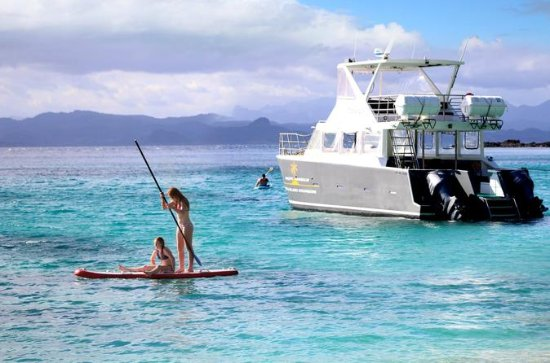 Fiji Island Excursion Day Cruise by...