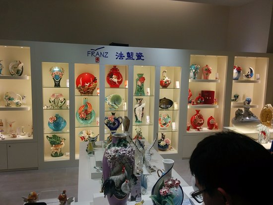 Red Coral Necklace Picture Of Taipei 101 Xinyi District Tripadvisor