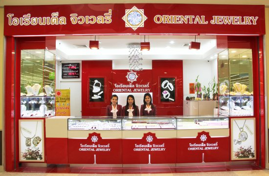 Oriental Jewelry & Gold - Big C Khlong Hae
