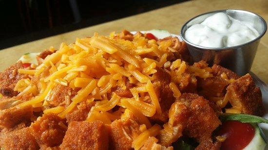 Haskell, NJ: Buffalo Chicken Salad