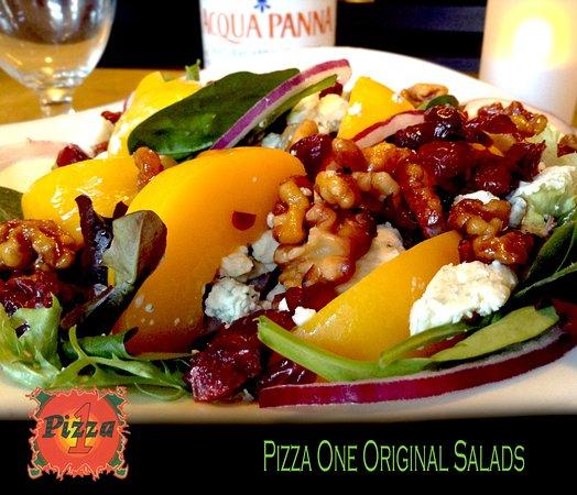 Haskell, NJ: Peach Salad