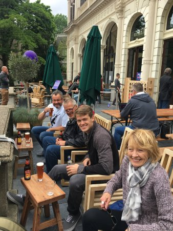 Holland Personal Tour Guide: Time for a break