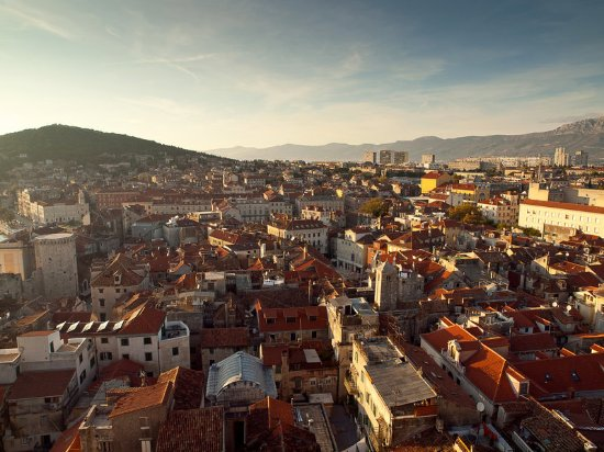 Le Meridien Lav Split: Local area - city of Split