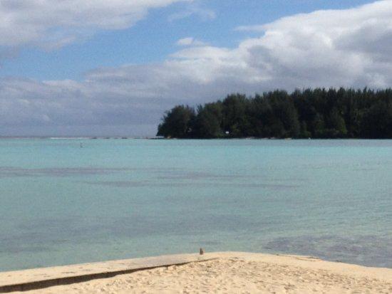 موريا, بولينيزيا الفرنسية: Haapiti ancien Club med 