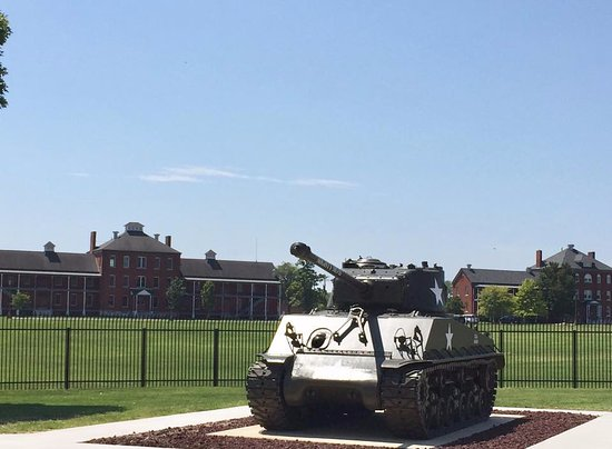 Jefferson Barracks Historic Park