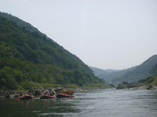 Kuma-mura, Japón: リフレッシュしに人吉にどうぞ♪